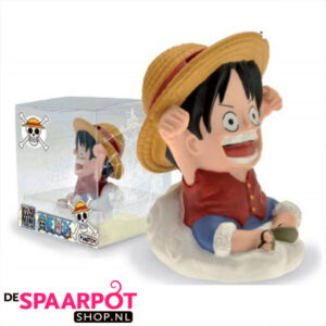 One Piece: Luffy Mini-Moneybox