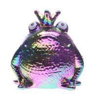 Spaarpot King Frog Glamourous Freddy Parelmoer