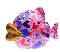 Pomme Pidou Vis Kelly - Roze met hartjes