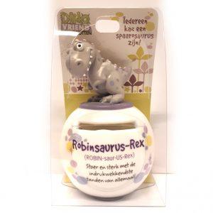 Robinsaurus-Rex Dino Vriend spaarpot