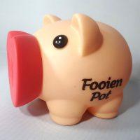 Spaarvarken - Fooien Pot