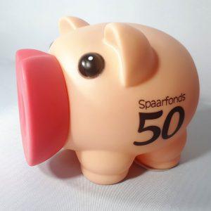 Spaarvarken - Spaarfonds 50