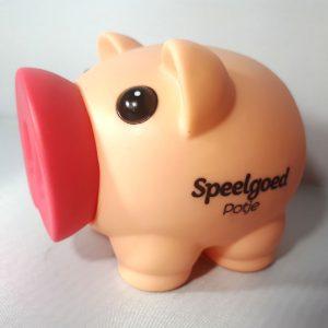 Spaarvarken - Speelgoed Potje