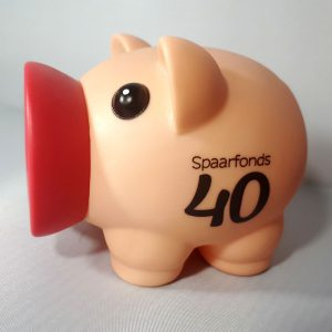 Spaarvarken - Spaarfonds 40