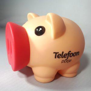 Spaarvarken - Telefoon Potje
