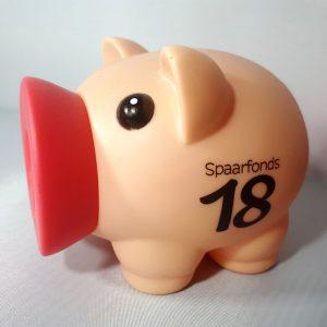 Spaarvarken - Spaarfonds 18