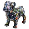 Pomme Pidou Engelse Bulldog Max Spaarpot – Graffiti Melbourne