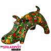 Pomme Pidou Hond Elvis Spaarpot - Groen met fruit
