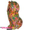 Pomme Pidou Leeuw Leo Spaarpot – Roze met cirkels