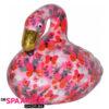 Pomme Pidou Flamingo Lilly Spaarpot - Roze met vlinders