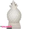 Ananas spaarpot (wit)