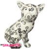Pomme Pidou Chihuahua Nanou - (Wit met spiraal) Studio Design